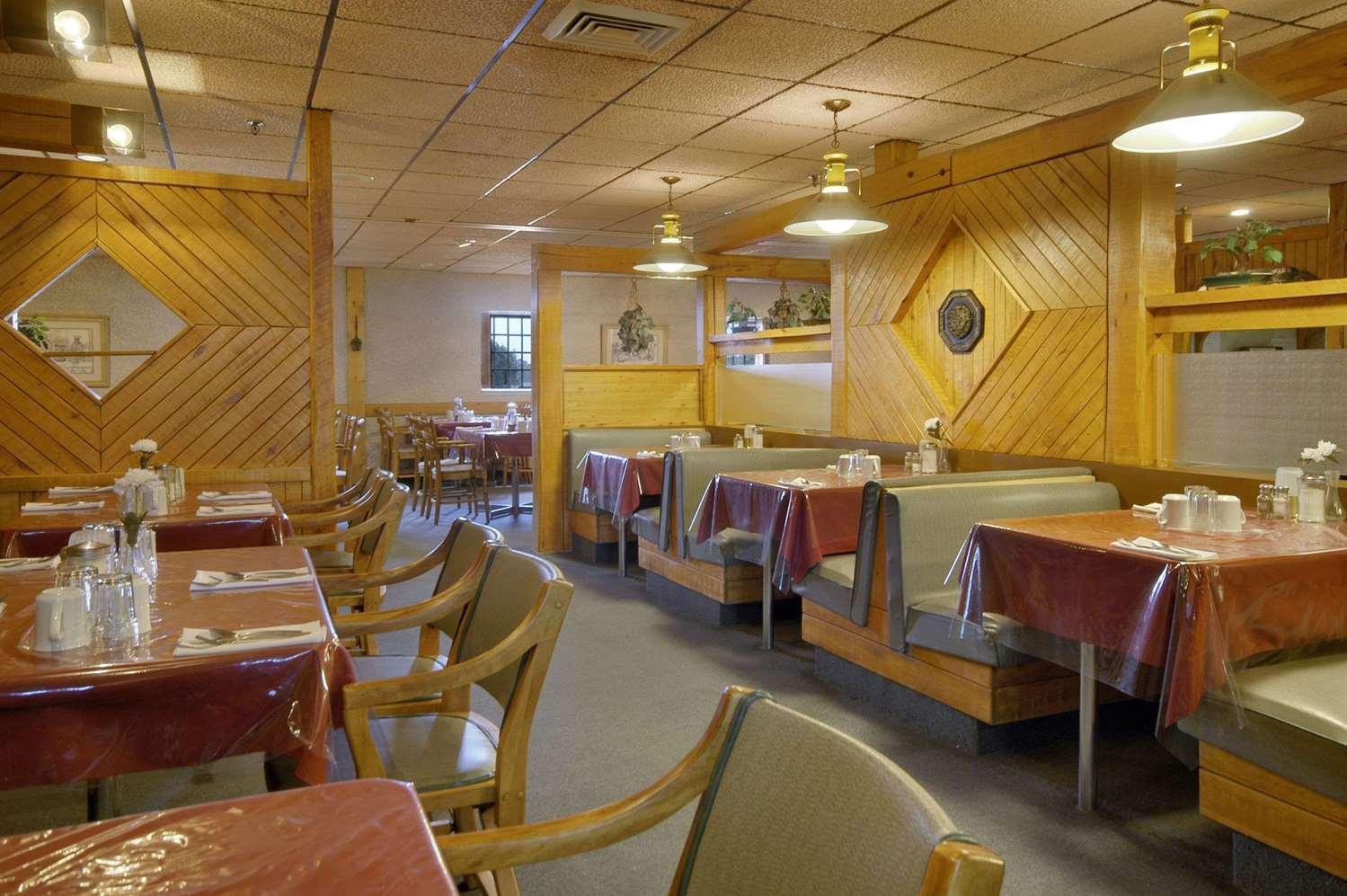 Restaurant - Days Inn Portage la Prairie