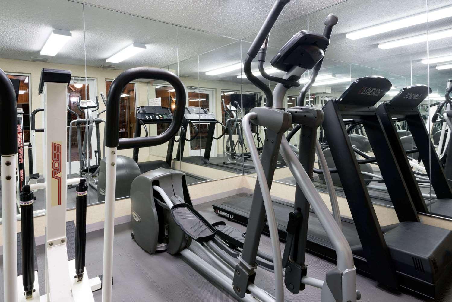 Fitness/ Exercise Room - Baymont Inn & Suites Rickenbacker Airport Columbus