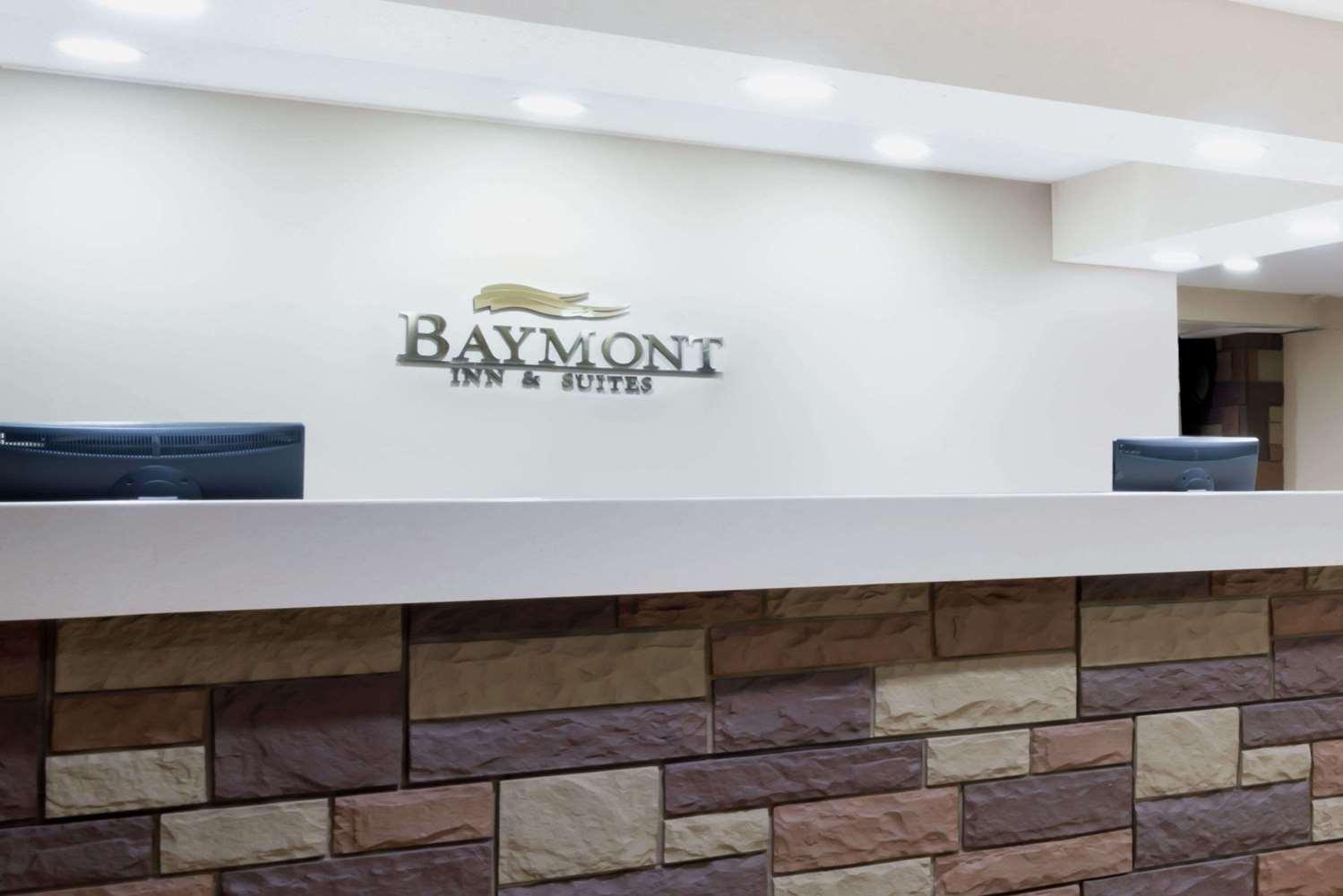 Lobby - Baymont Inn & Suites Rickenbacker Airport Columbus