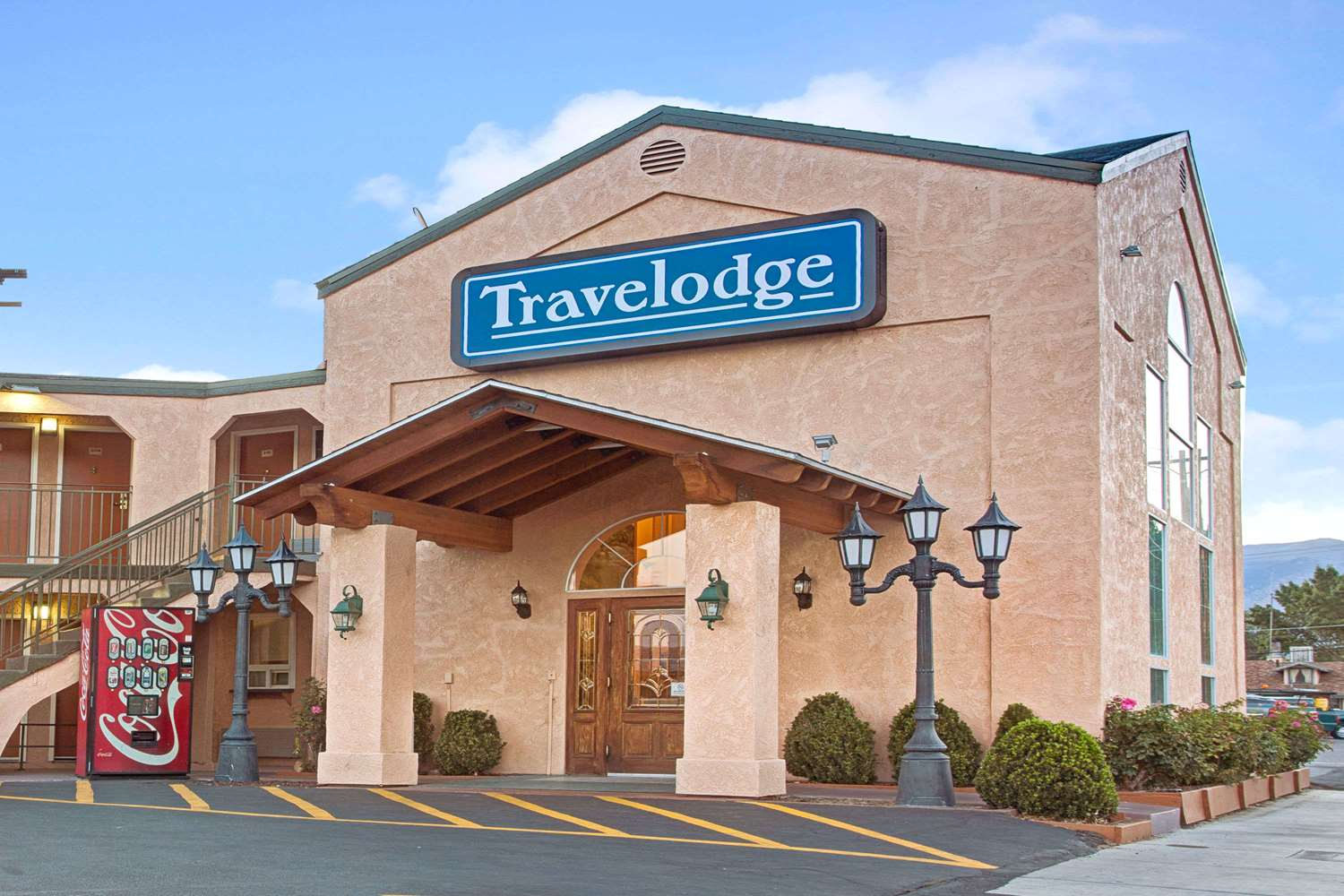 Exterior view - Travelodge Bishop