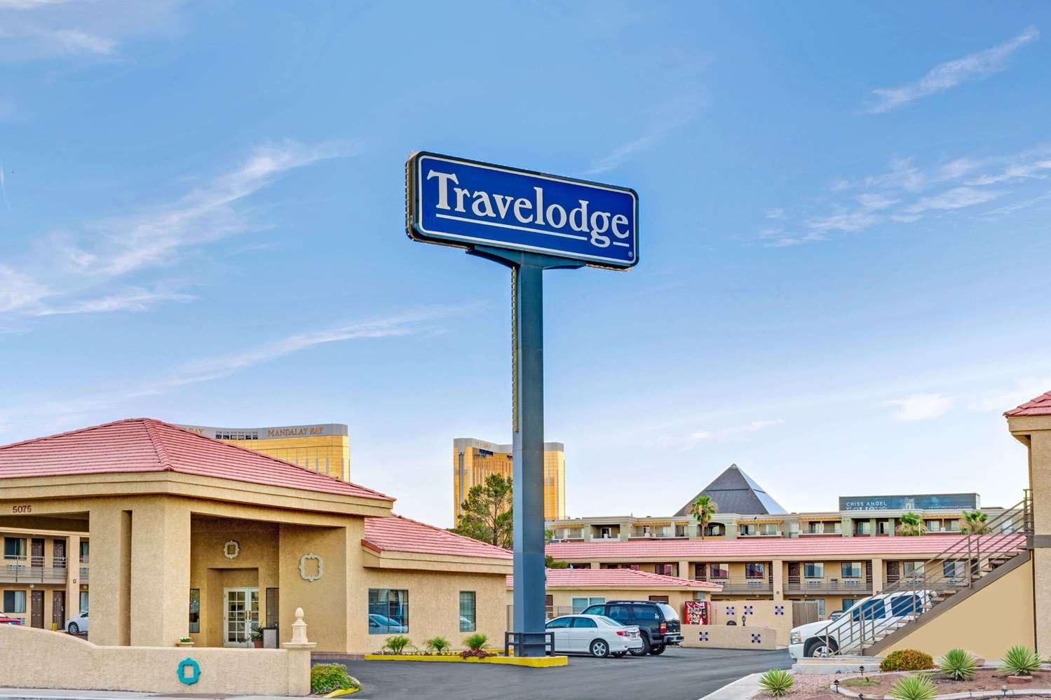 Exterior view - Travelodge Ambassador Strip Las Vegas