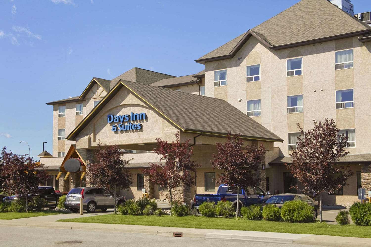 Exterior view - Days Inn Edmonton West