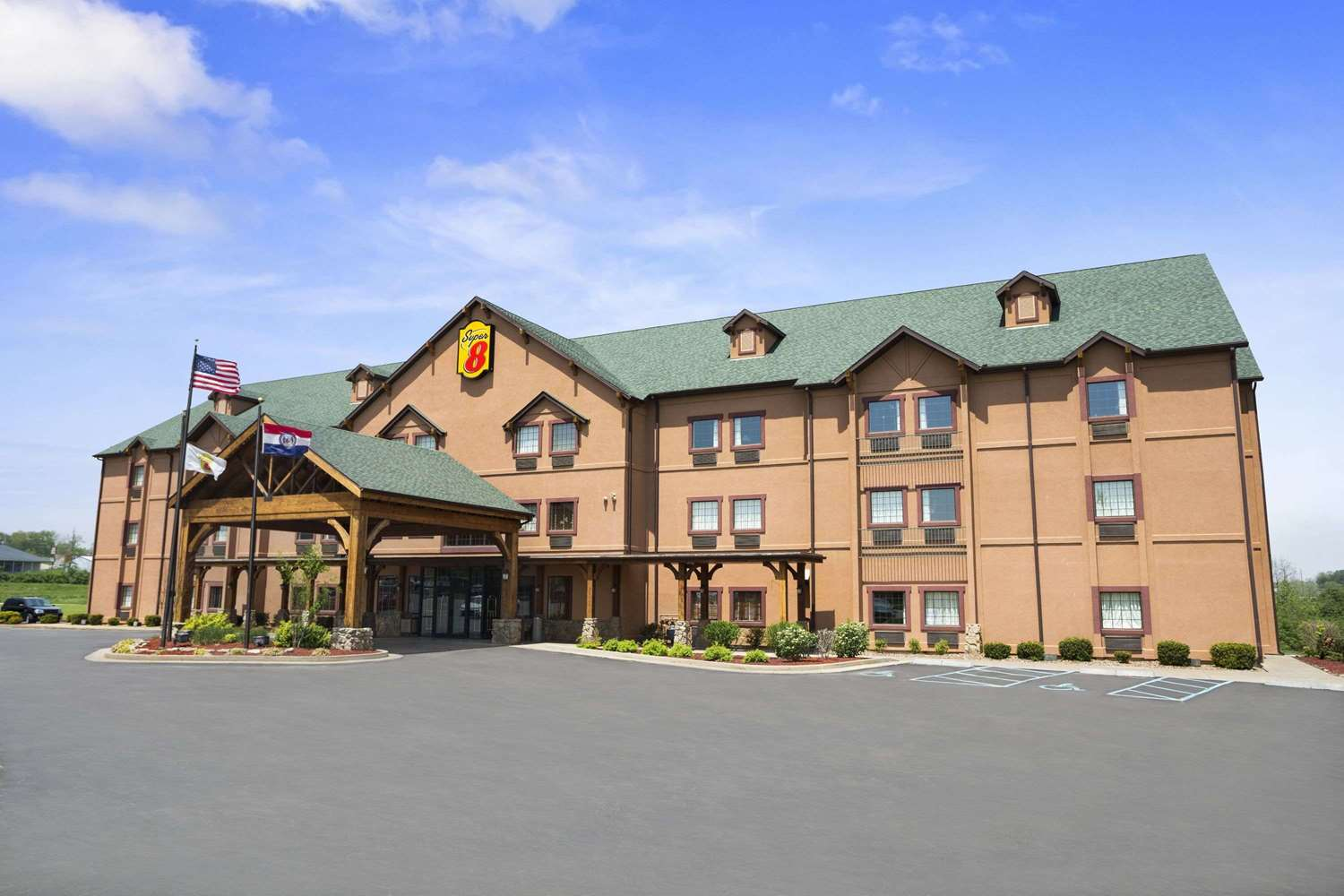 Exterior view - Super 8 Hotel Troy