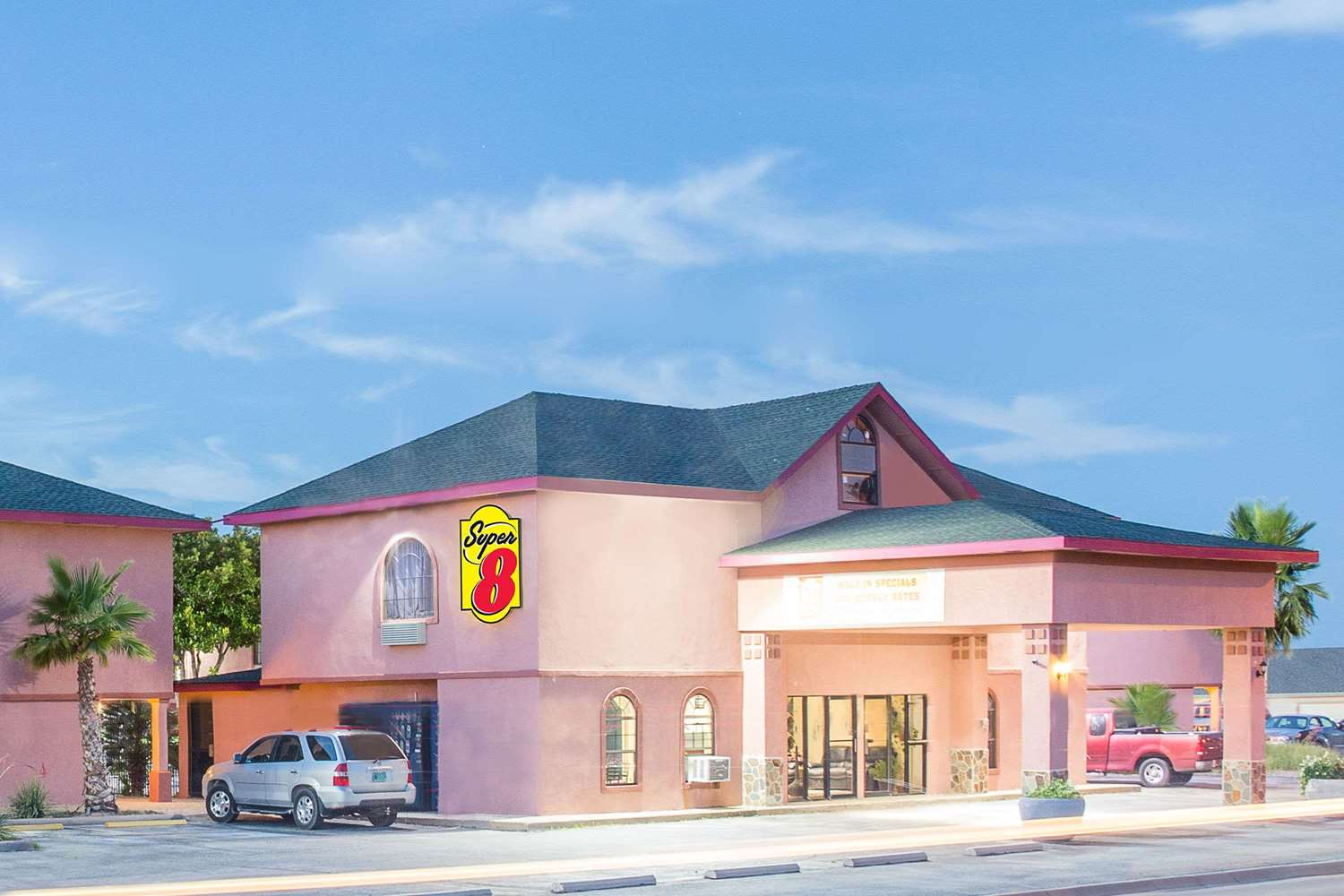 Exterior view - Super 8 Hotel San Angelo