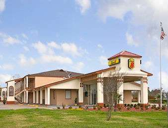 Exterior view - Super 8 Hotel Rayville