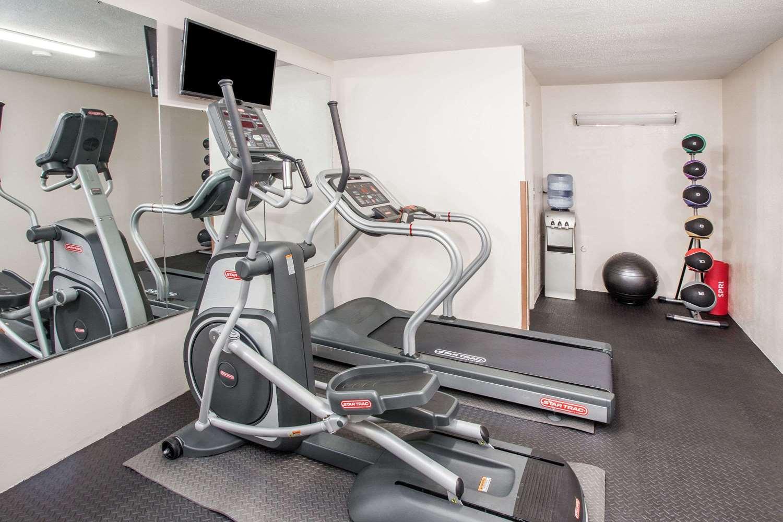 Fitness/ Exercise Room - Days Inn Fort Wayne