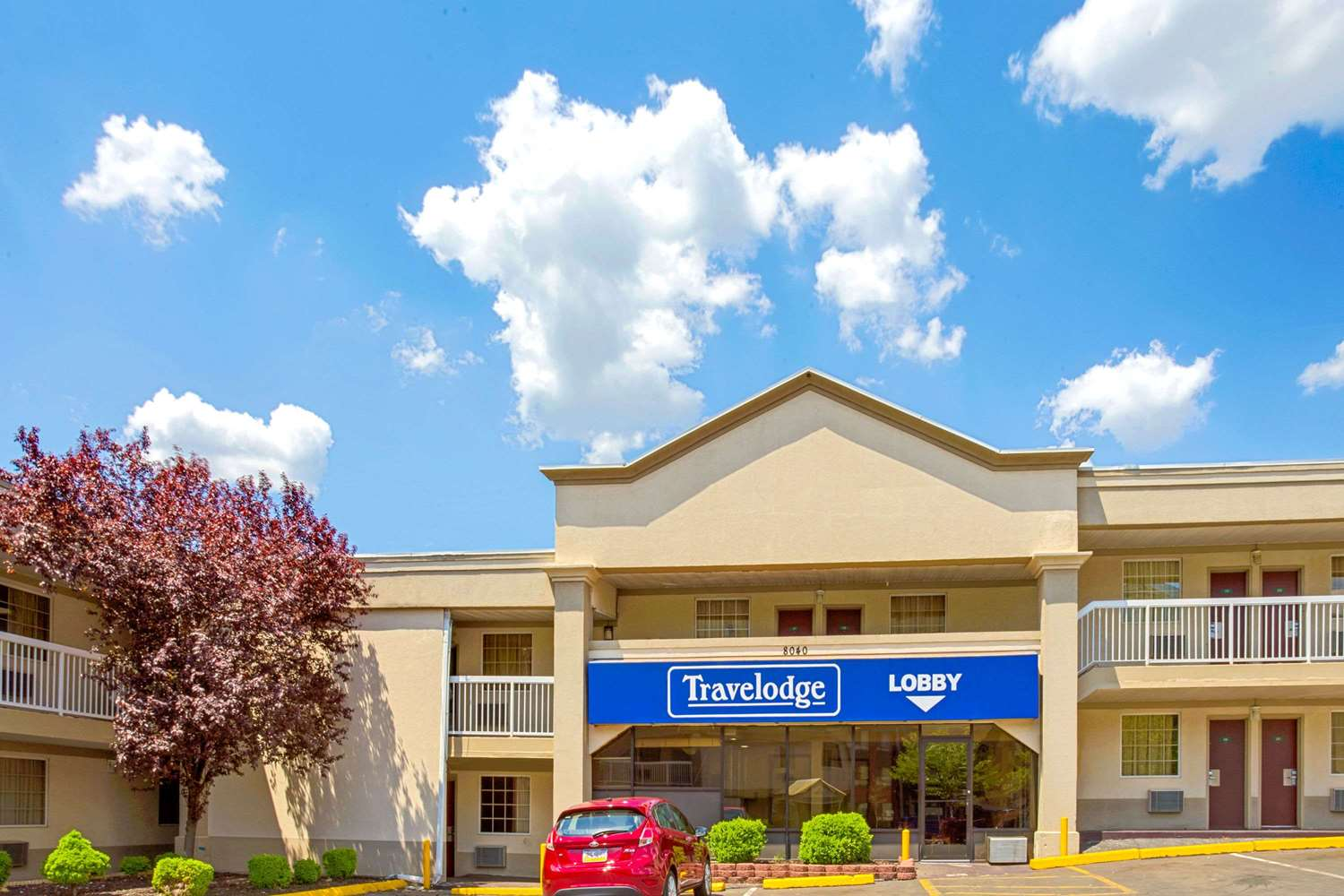 Exterior view - Travelodge Silver Spring