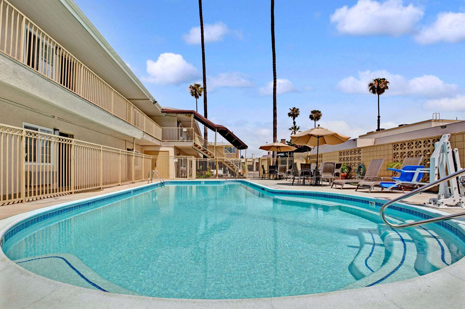 Super 8 hotel culver city los angeles ca see discounts for Swimming pool supplies los angeles