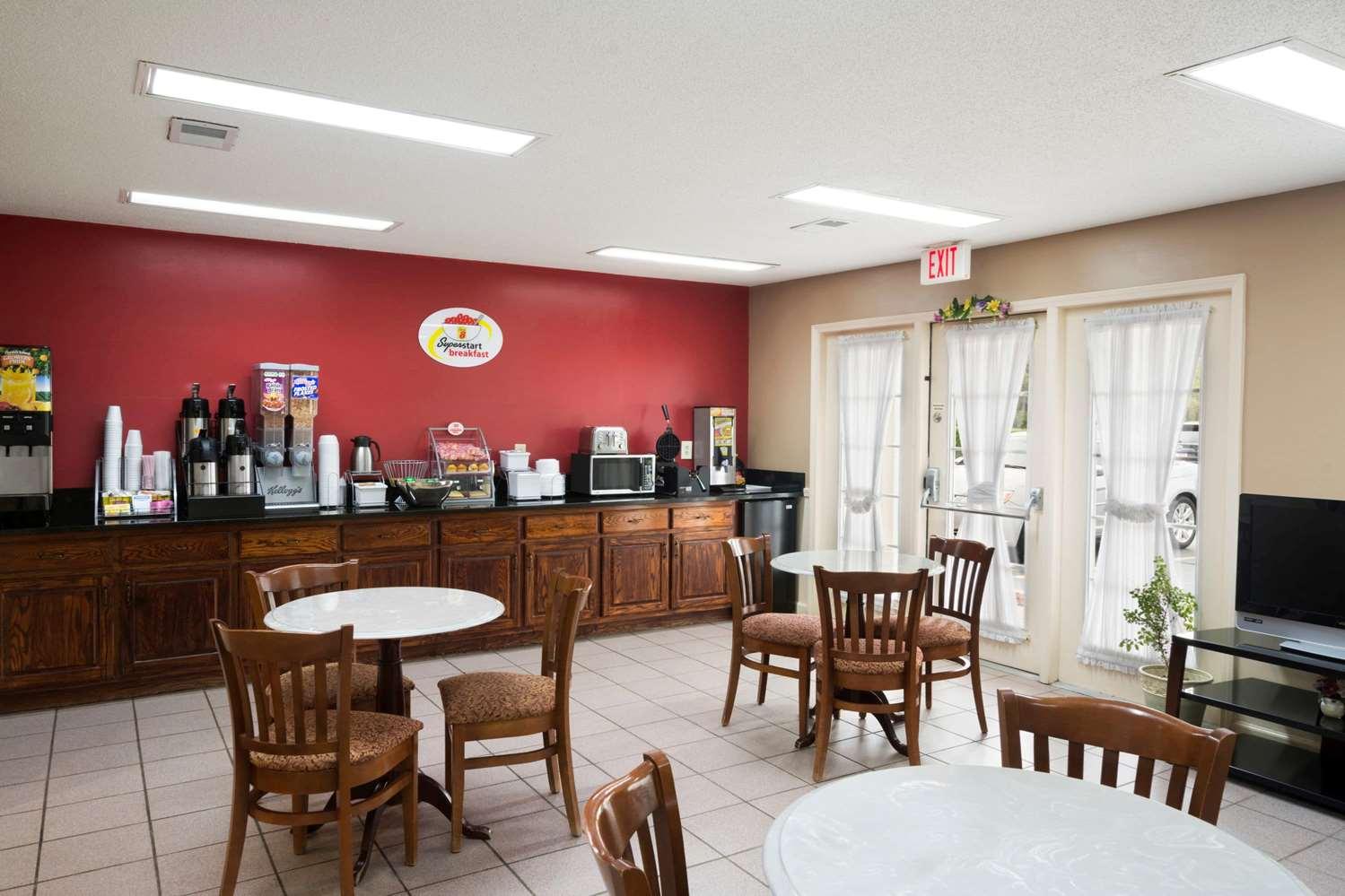 Restaurant - Super 8 Hotel Garner