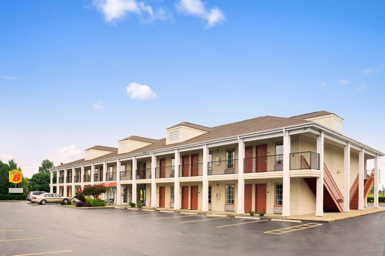 Exterior view - Super 8 Hotel Garner