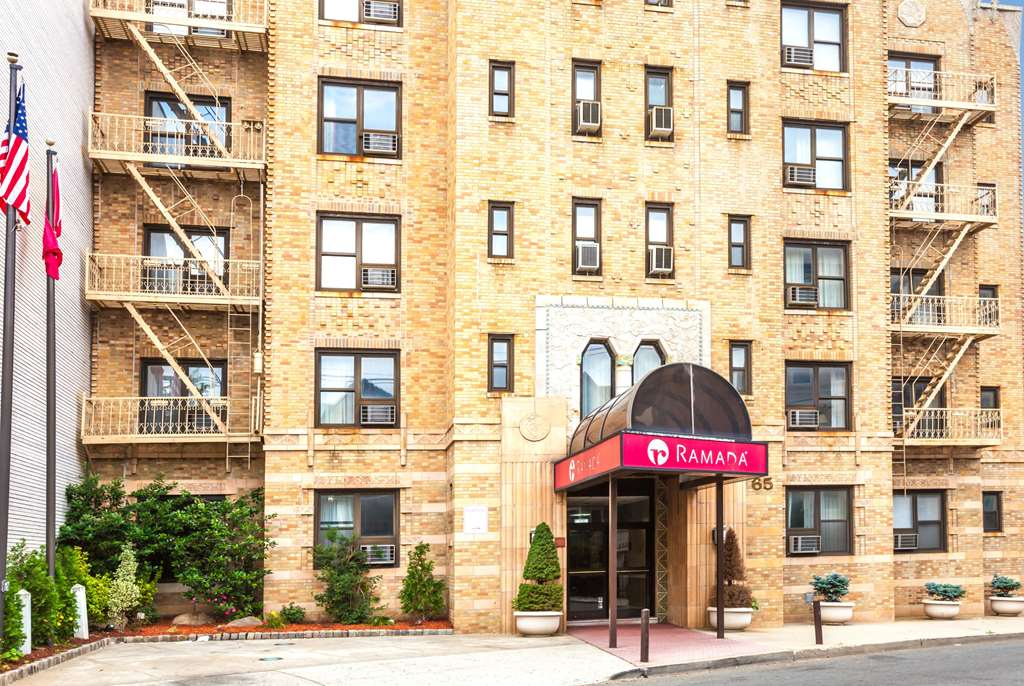 Welcome to the Ramada Jersey City
