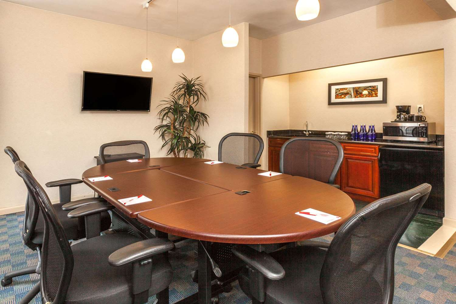 Meeting Facilities - Ramada Inn Jersey City