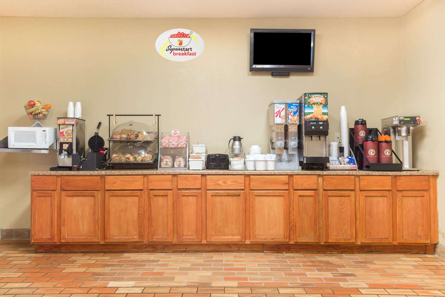 proam - Super 8 Hotel Dayton International Airport Vandalia