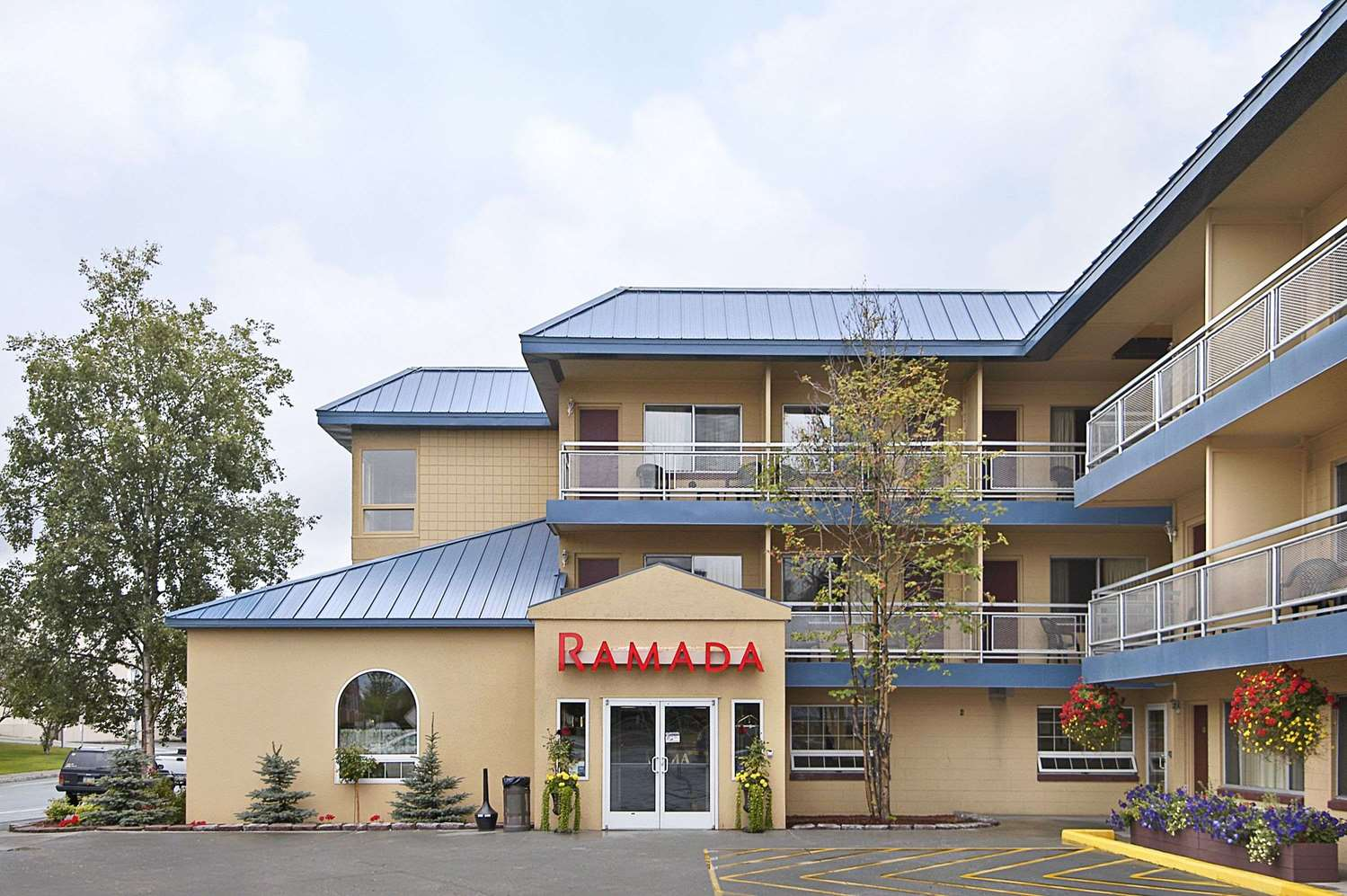 Exterior view - Ramada Inn Downtown Anchorage