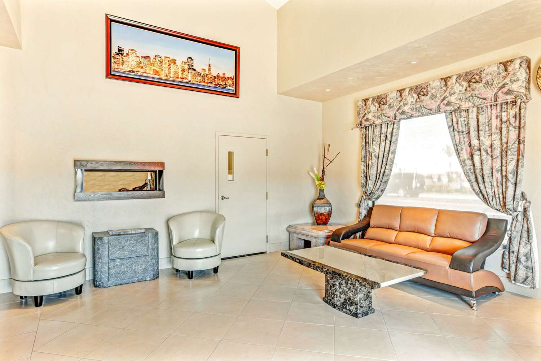Lobby - Ramada Limited Hotel Airport San Bruno