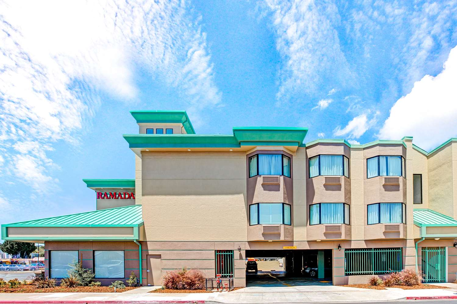Exterior view - Ramada Limited Hotel Airport San Bruno