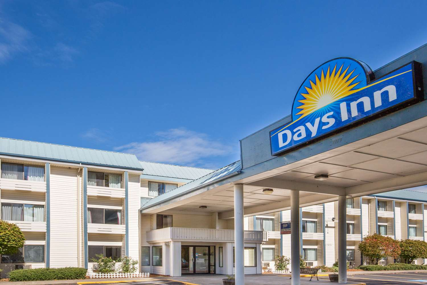 Exterior view - Days Inn Corvallis