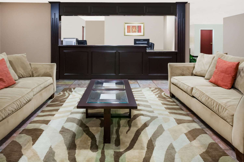 Lobby - Days Inn New Iberia