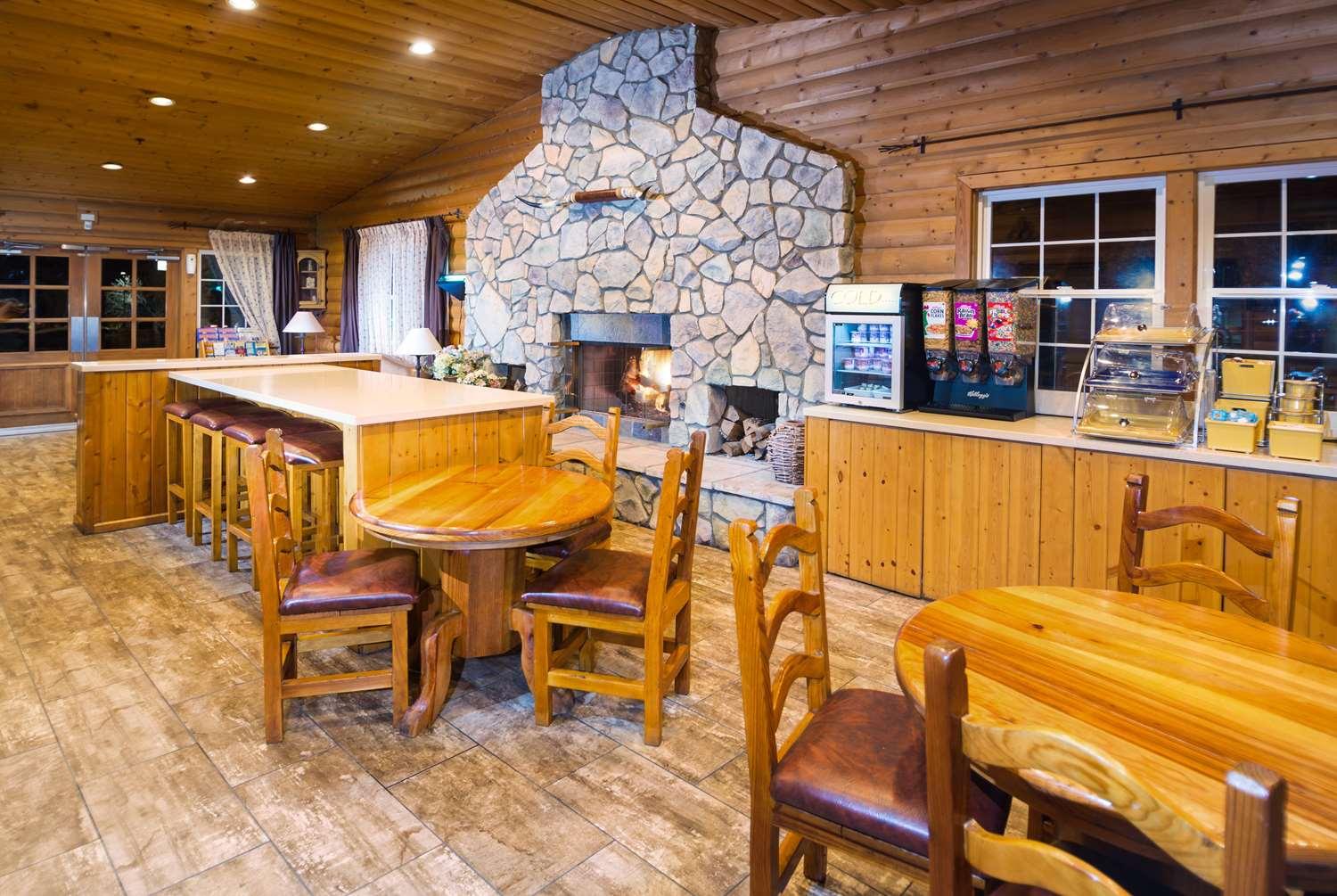 Restaurant - Days Inn Lebec