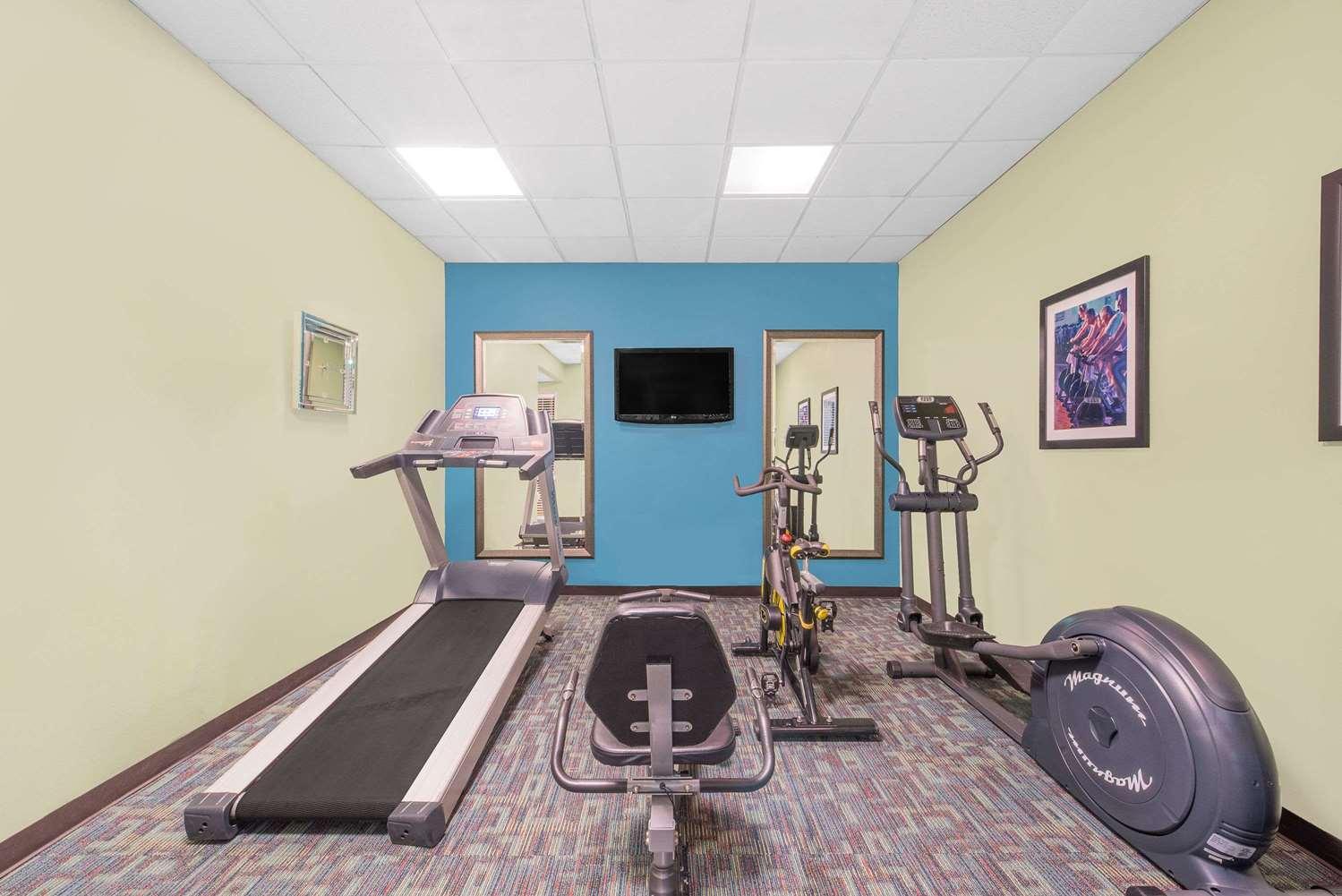 Fitness/ Exercise Room - Wyndham Garden Hotel Midland