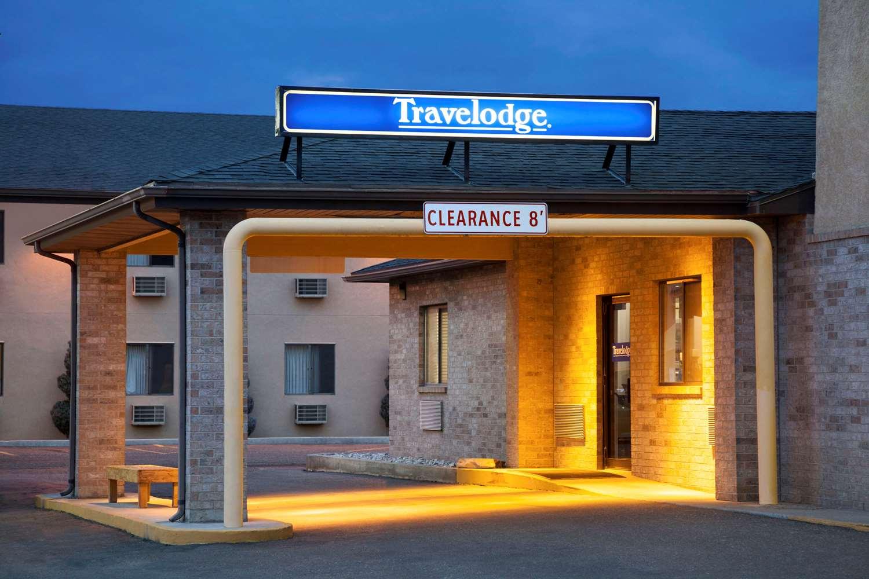 Exterior view - Travelodge Elko