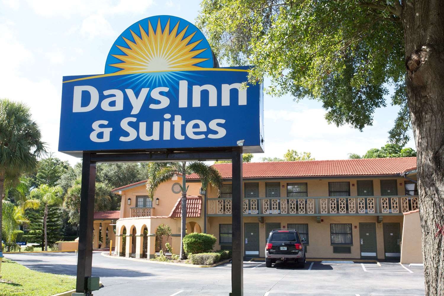 Exterior view - Days Inn Altamonte Springs
