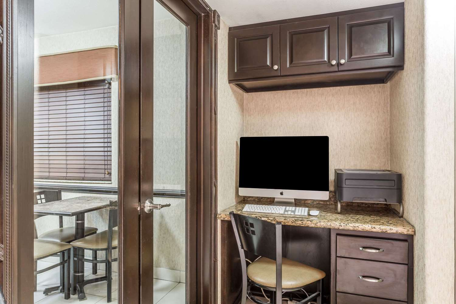 Conference Area - Super 8 Hotel Downtown Phoenix