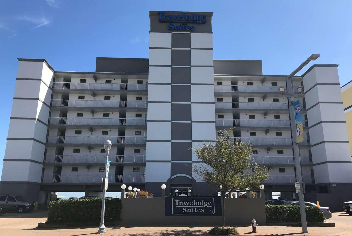 Exterior view - Travelodge Suites Virginia Beach