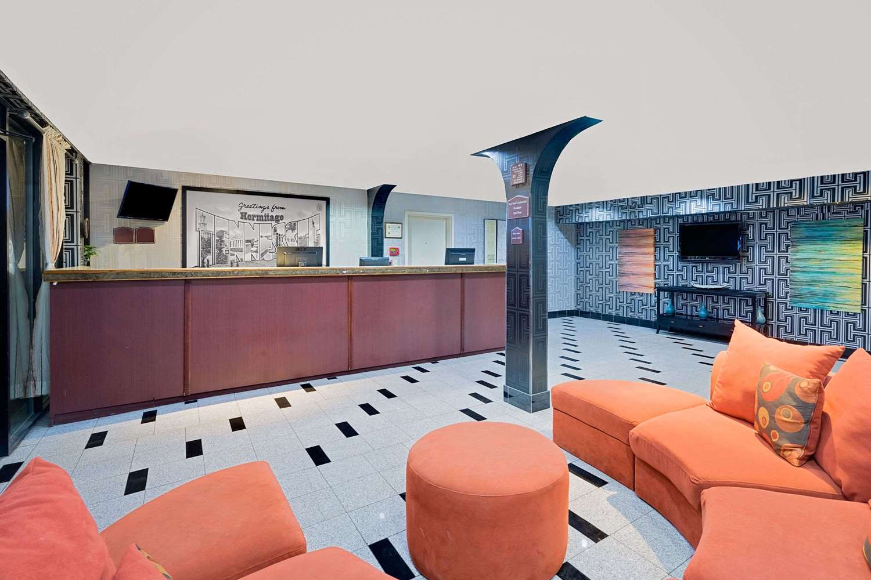 Lobby - Super 8 Hotel Hermitage