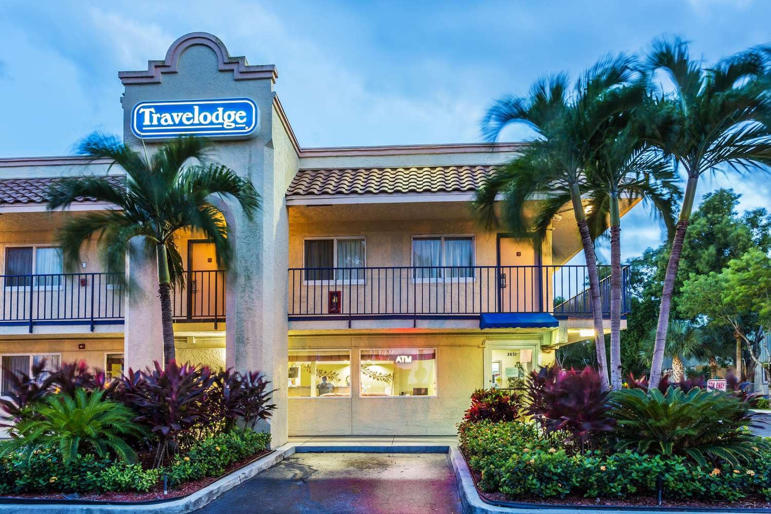 Exterior view - Travelodge Riviera Beach