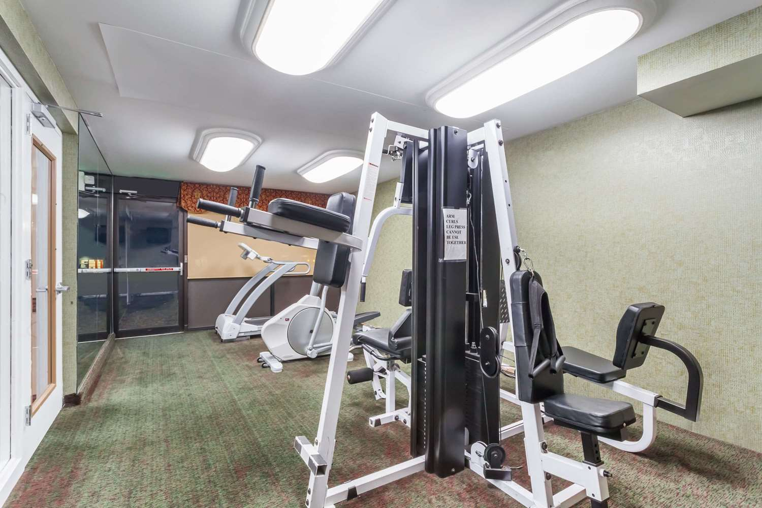Fitness/ Exercise Room - Ramada Hotel & Conference Center Edgewood