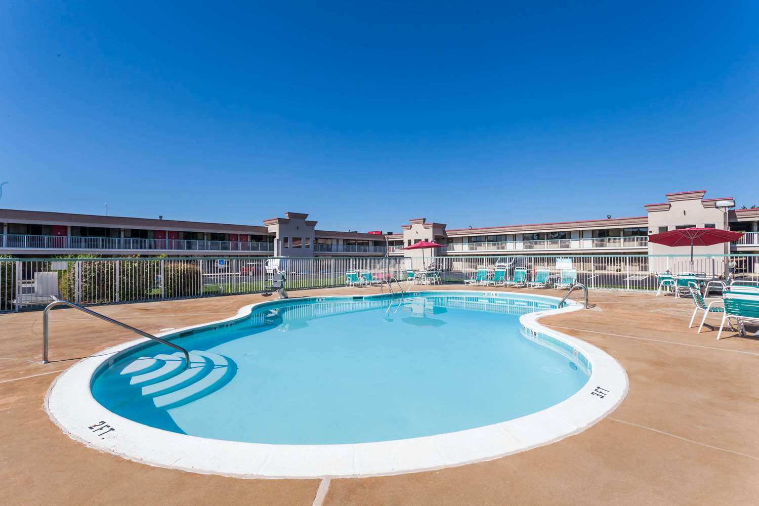 Pool - Ramada Hotel & Conference Center Edgewood