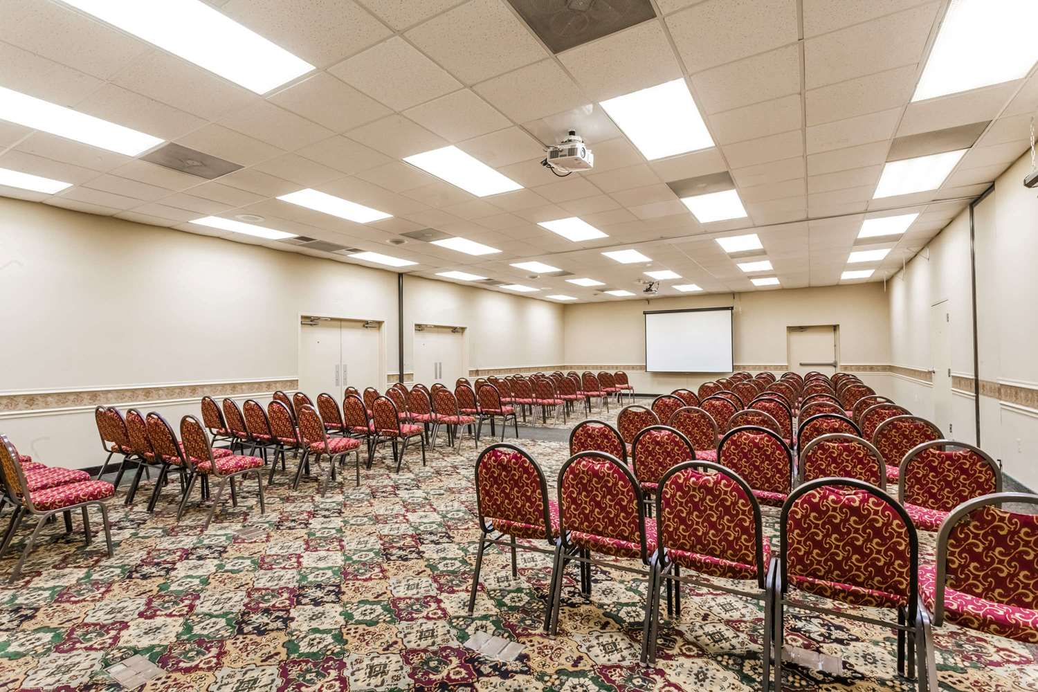 Meeting Facilities - Ramada Hotel & Conference Center Edgewood