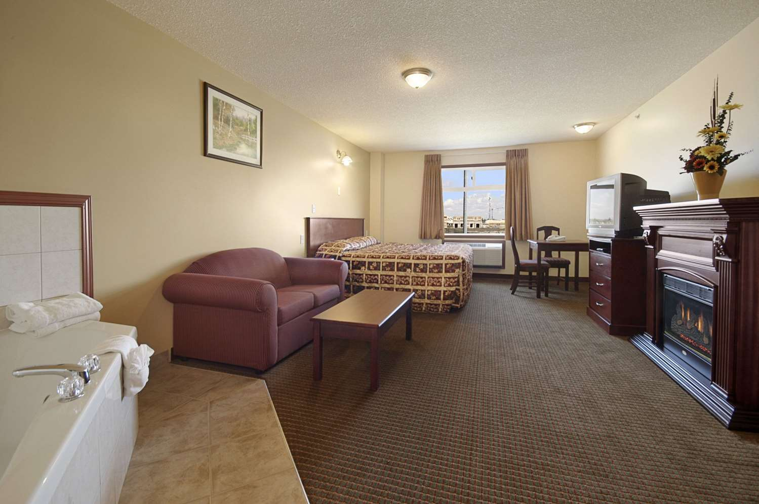 Suite - Super 8 Hotel Fort Saskatchewan