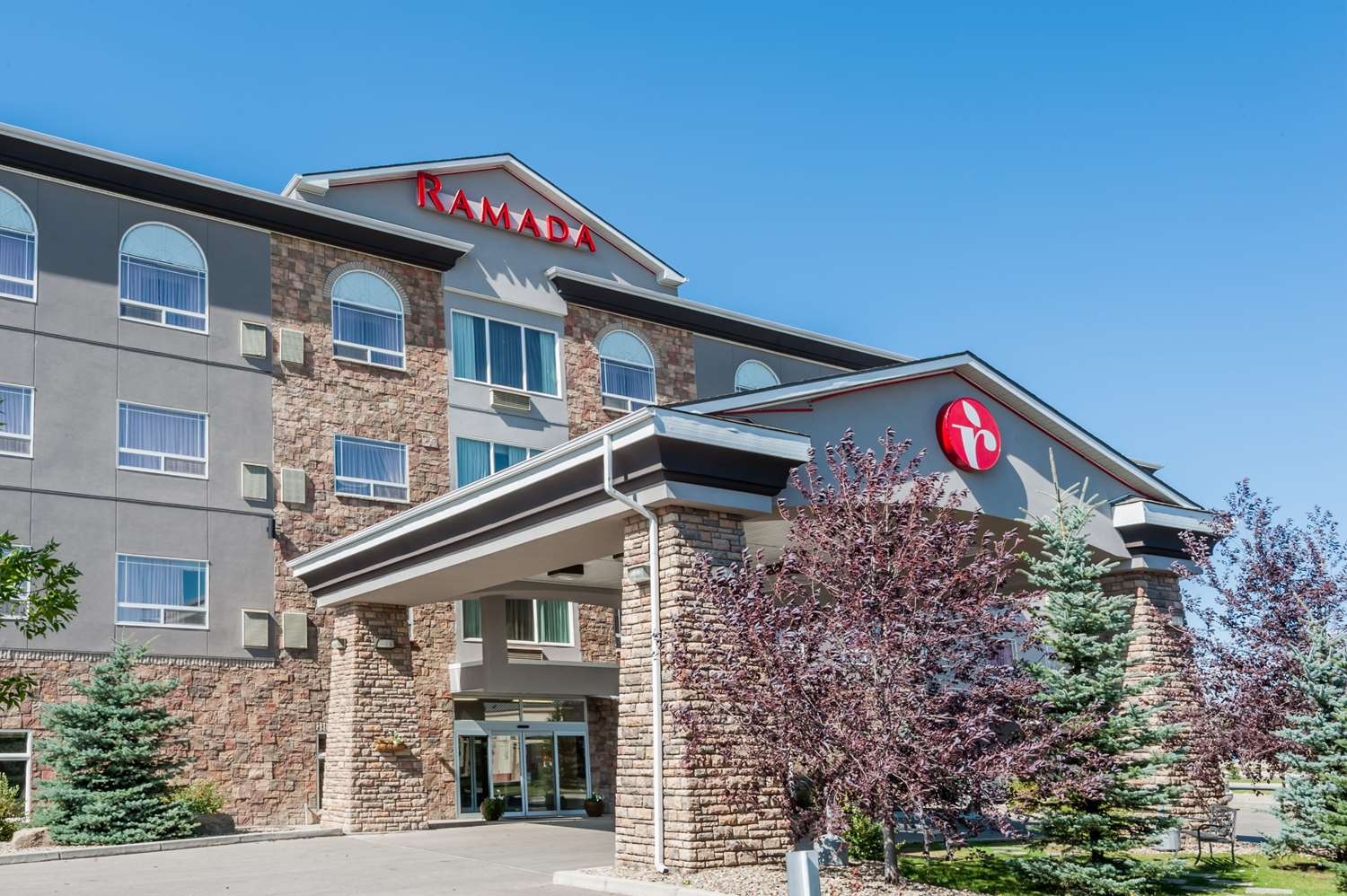Exterior view - Ramada Inn High River