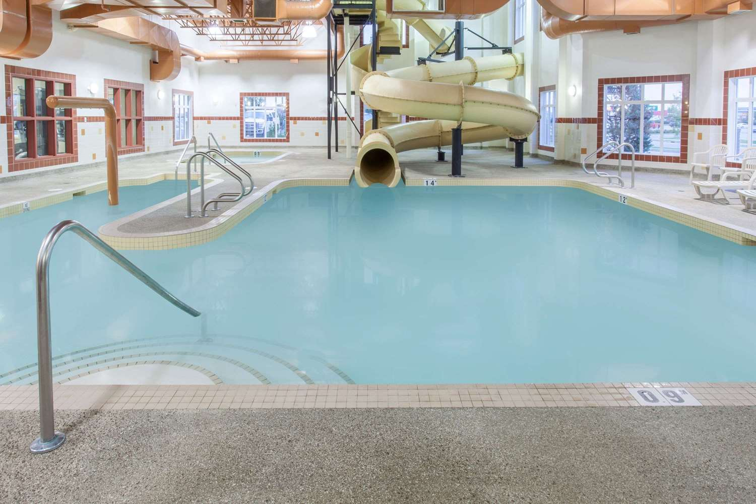 Pool - Ramada Inn Camrose
