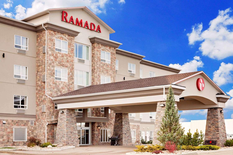 Exterior view - Ramada Inn Stettler