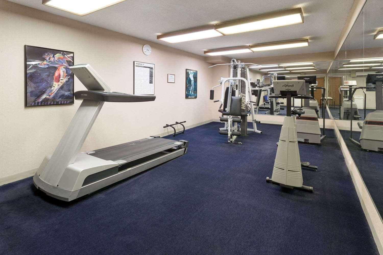 Fitness/ Exercise Room - Ramada Inn Bettendorf