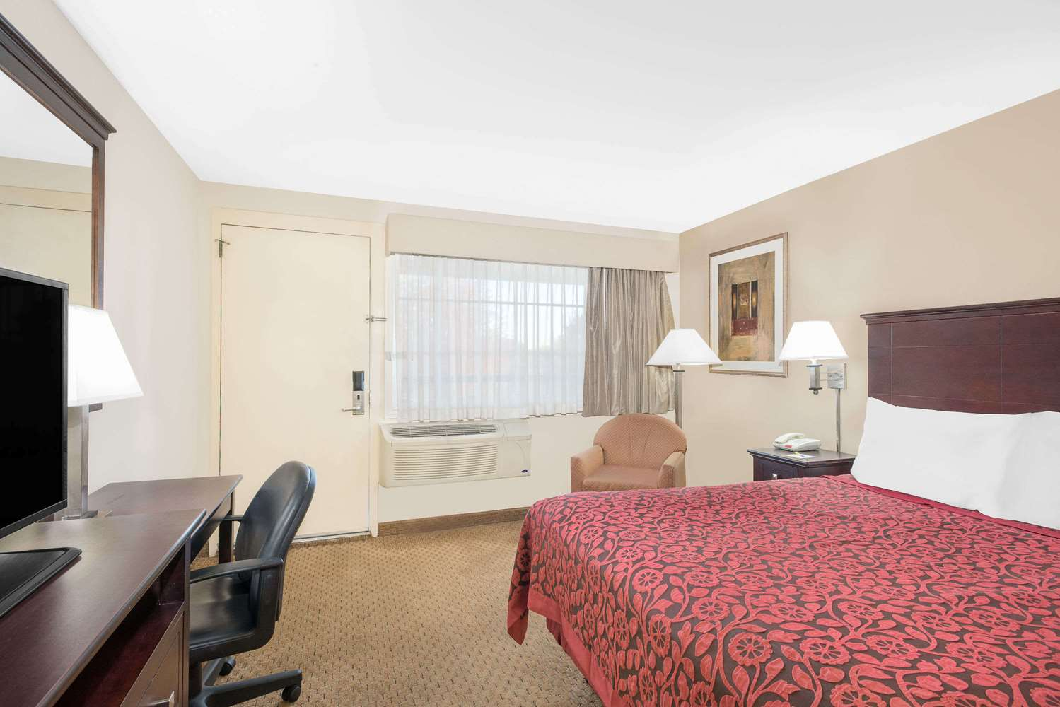 Room - Days Inn Springfield