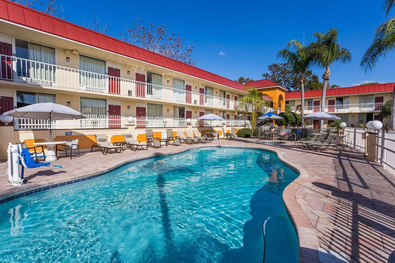 Pool - Days Inn & Suites Port Richey