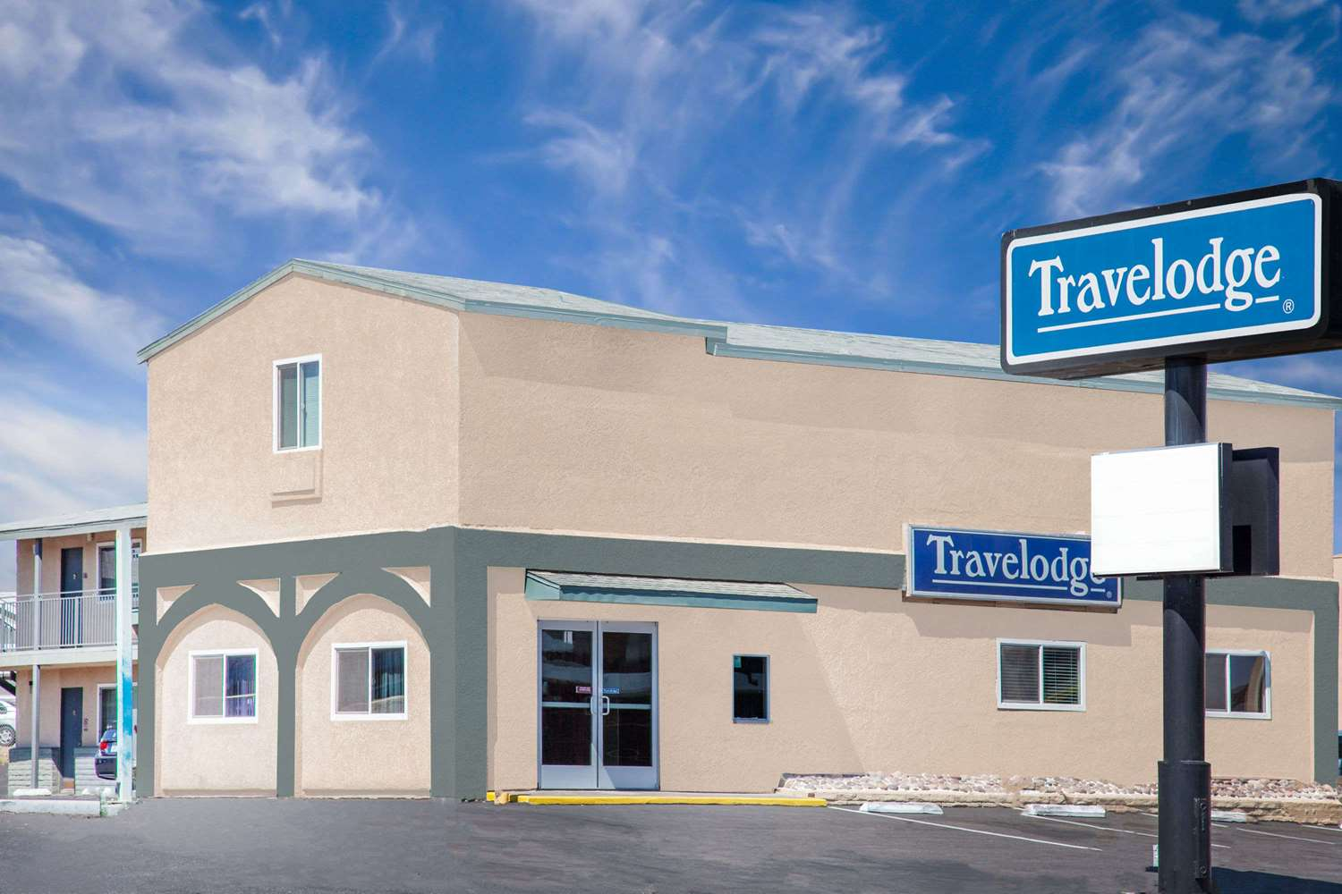 Exterior view - Travelodge Barstow