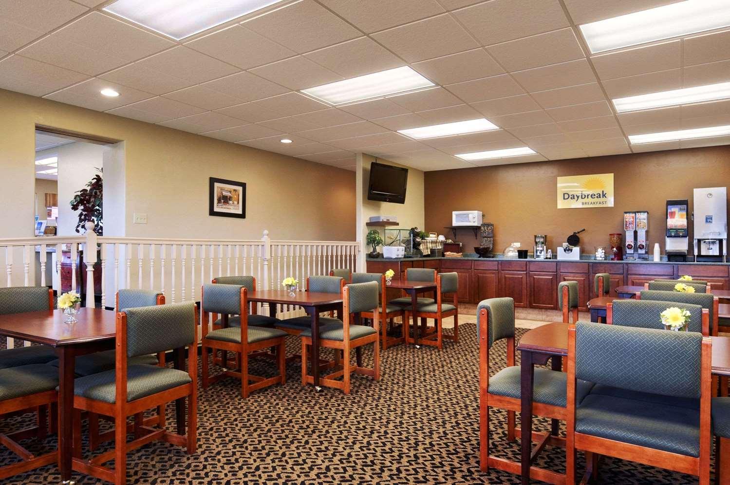 Restaurant - Days Inn Montrose