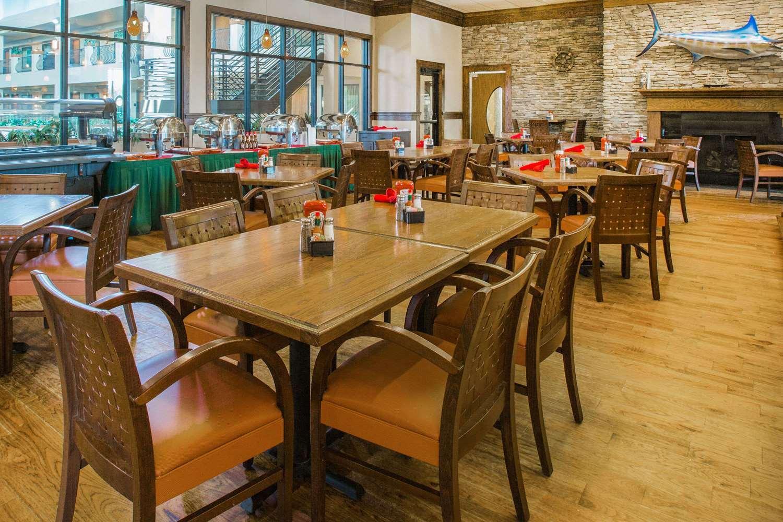 Restaurant - Ramada Tropics Resort & Conference Center Des Moines