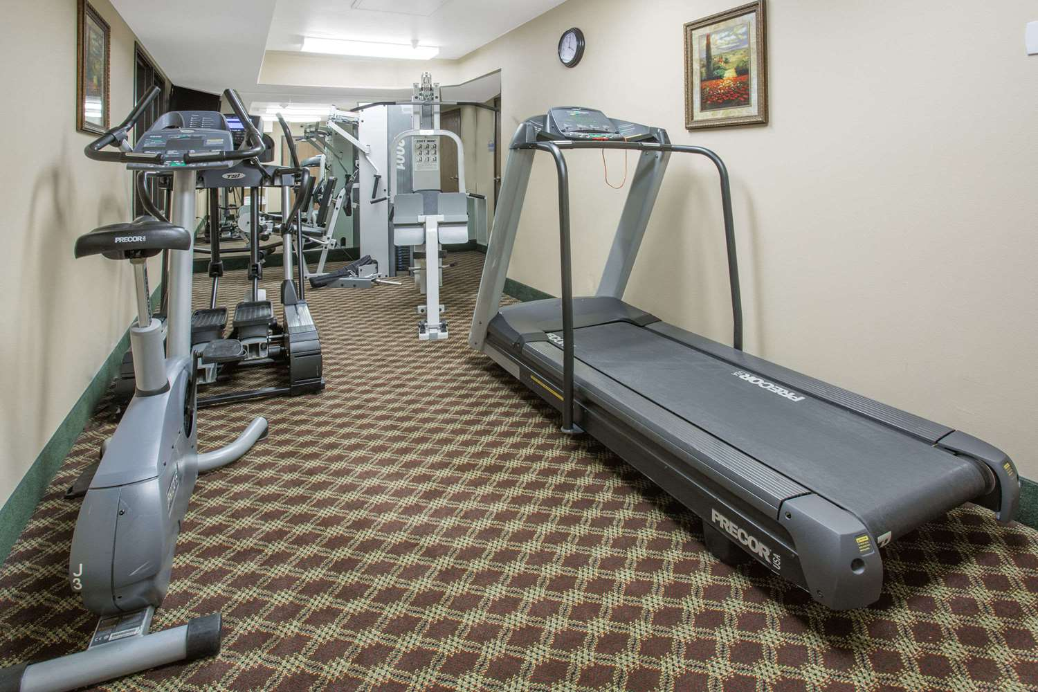 Fitness/ Exercise Room - Days Inn Manitou Springs