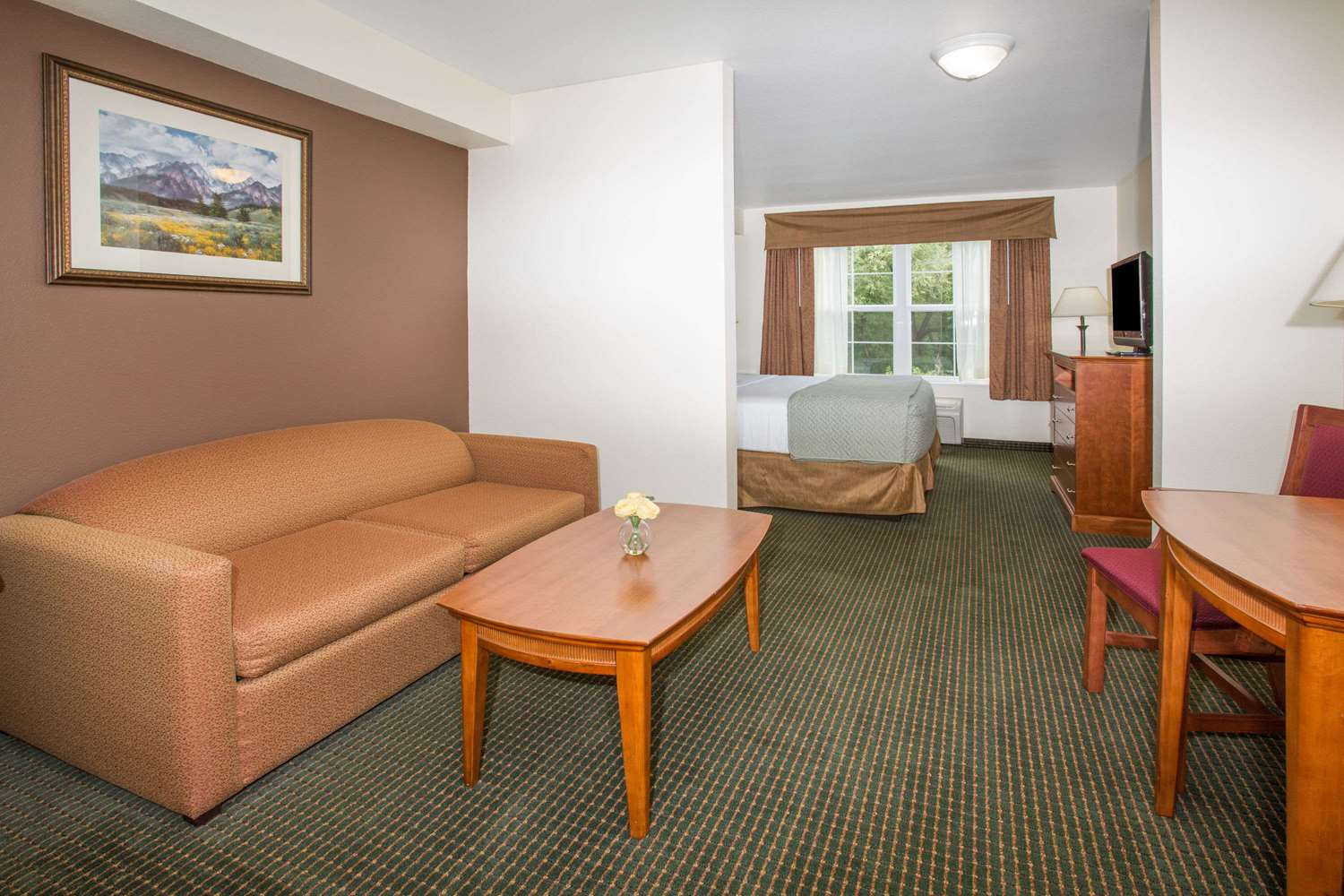 Suite - Days Inn Manitou Springs