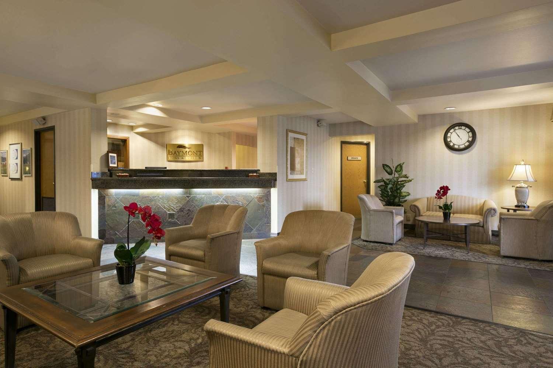 Lobby - Baymont Inn & Suites Kirkland