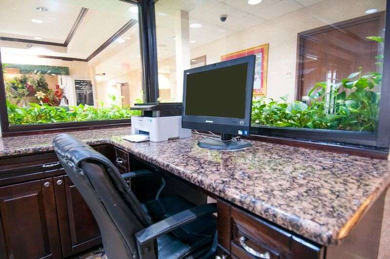 Conference Area - Baymont Inn & Suites Hattiesburg