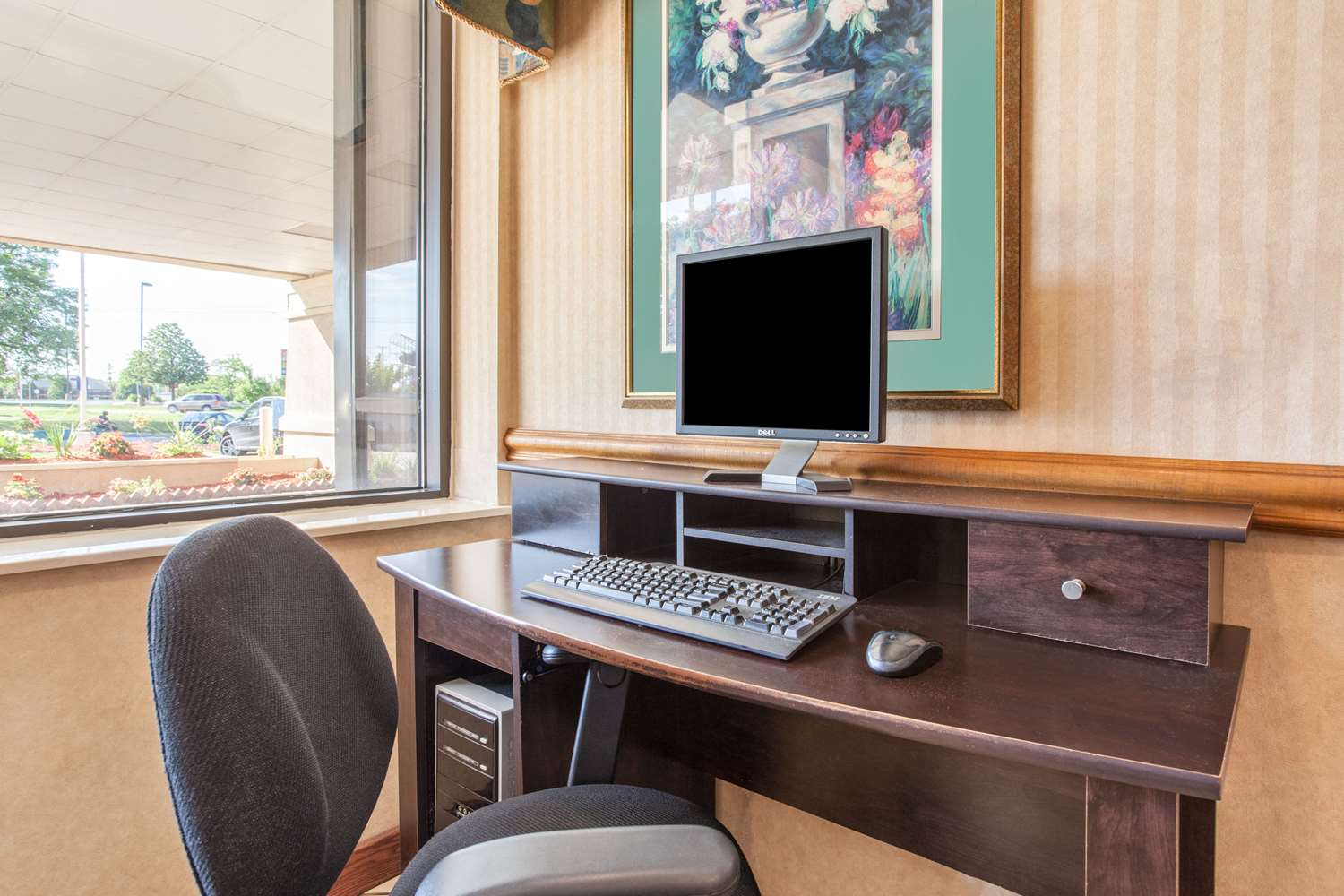 Conference Area - Baymont Inn & Suites Roseville