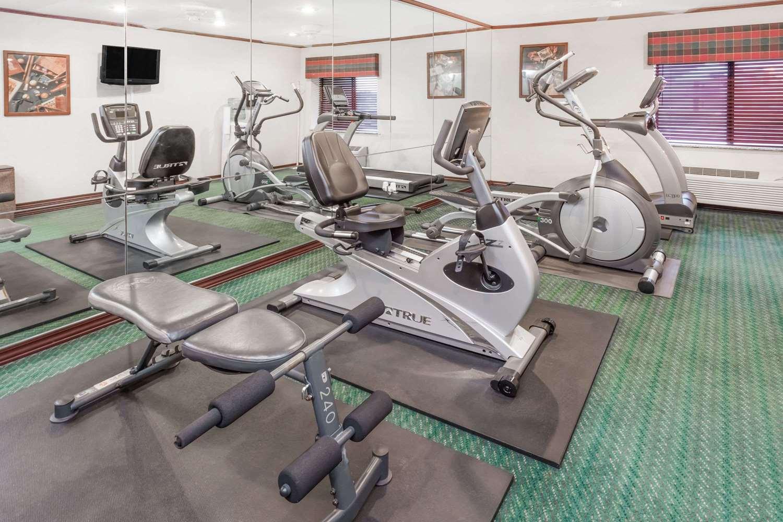 Fitness/ Exercise Room - Baymont Inn & Suites Champaign