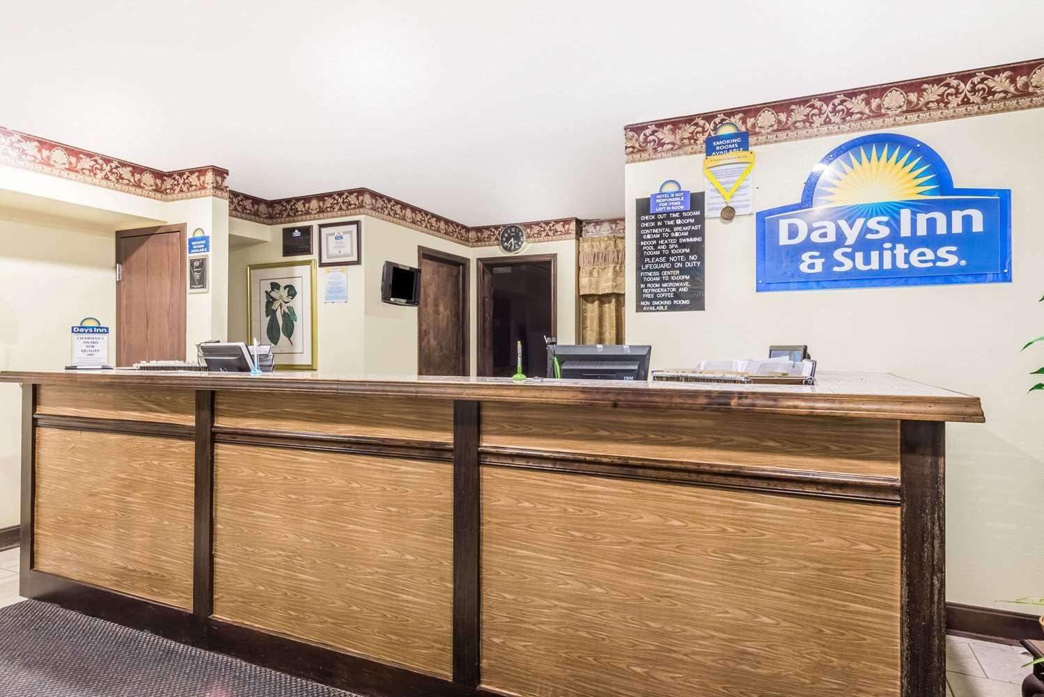 Lobby - Days Inn & Suites Girard